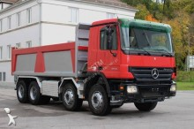 three-way side tipper truck used Mercedes Actros 3244 Diesel - Ad n°2536179 - Picture 4