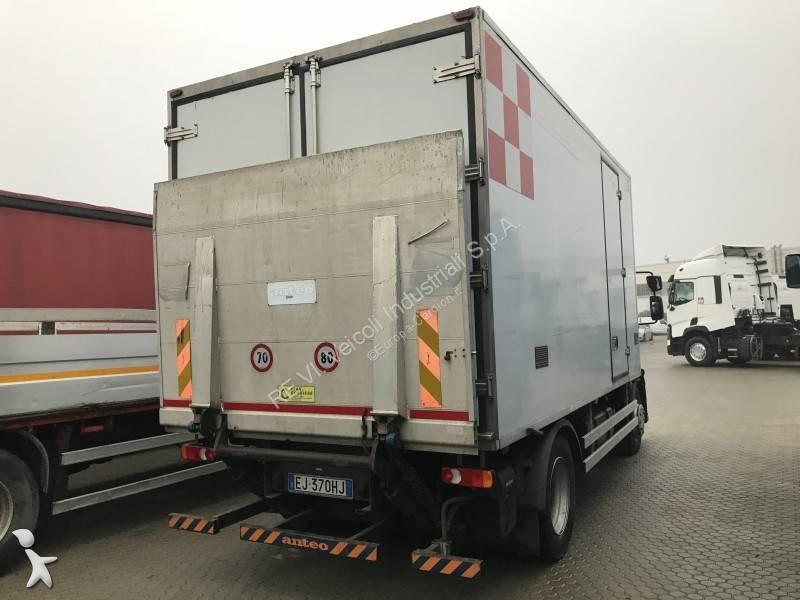camion renault frigo carrier monotemperatura midlum dxi 4x2 euro 5 sponda usato n 2573411. Black Bedroom Furniture Sets. Home Design Ideas