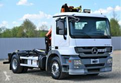 View images Mercedes Actros 1844 Abrollkipper + Kran* Top Zustand!! truck