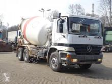 Voir les photos Camion Mercedes 2631 6x4 7M³ Liebherr