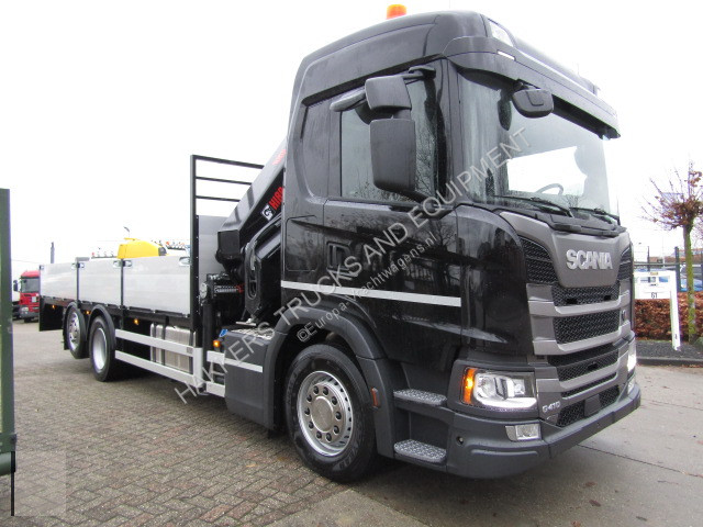 autres camions scania g 410 6x2 gazoil euro 6 neuf n 2811879. Black Bedroom Furniture Sets. Home Design Ideas