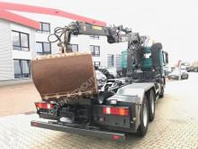 Voir les photos Camion Mercedes 2646 LK 6x4 2646 LK 6x4 mit Kran Loglift 140S, Retarder