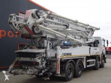 Voir les photos Camion Mercedes 4140 8x4 EURO5 Betonpumpe Schwing 43M TOP!