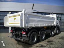 three-way side tipper truck used MAN n/a 35.460 8x4 Bordmatik /Miete und Mietkauf Diesel - Ad n°2926707 - Picture 4