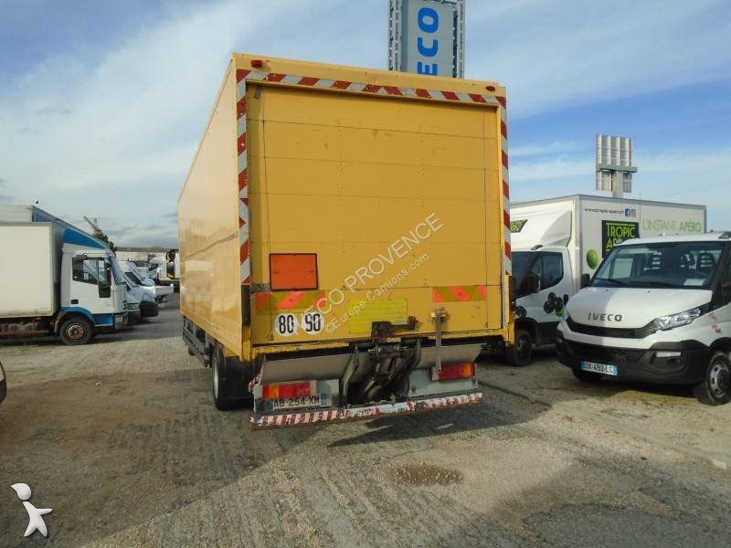 Camion Iveco fourgon polyfond occasion