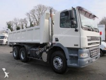camion DAF benne TP CF85 380 6x4 Gazoil Euro 3 occasion - n°2978436 - Photo 4