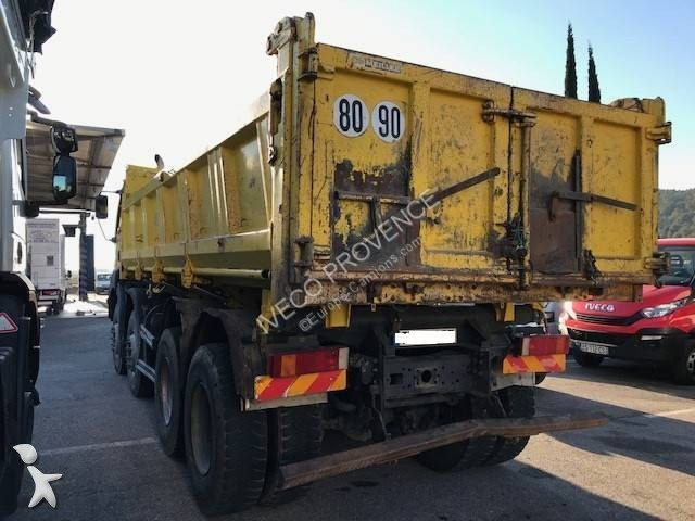 Camion Renault bi-benne occasion