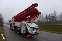 camion Mercedes pompe à béton 4140 8x4 Putzmeister 47-5 M occasion - n°2989035 - Photo 4