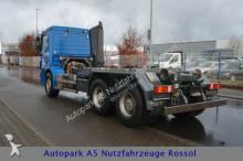 Voir les photos Camion Mercedes Actros 2641 Abrollkipper 6x4 Meiller Euro 5