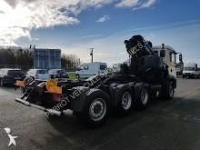 camion MAN polybenne Hiab TGA 35.390 8x4 Gazoil Euro 3 occasion - n°2999793 - Photo 4