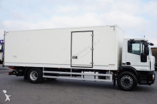 Zobaczyć zdjęcia Ciężarówka Iveco EUROCARGO / 180E25 / KONTENER + WINDA / EURO 5