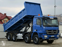 Voir les photos Camion Mercedes Actros 3241 Kipper 5,90 m + Bordmatic / 8x4