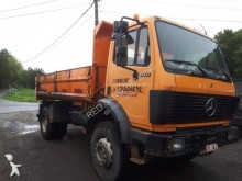 camion Mercedes benne 1717K 4x4 Euro 0 occasion - n°3090595 - Photo 4