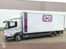 camion Mercedes fourgon Atego 818 L 4x2  818 L 4x2 BÄR LBW/Rückfahrmera/Enteisung 4x2 Gazoil Euro 5 hayon occasion - n°3091374 - Photo 4
