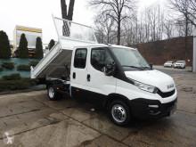 Zobaczyć zdjęcia Ciężarówka Iveco DAILY35C13 WYWROTKA KIPER DOKA 7 MIEJSC KLIMATYZACJA TEMPOMAT [