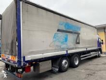 camion Volvo cassone centinato FM7 290 6x2 Euro 2 usato - n°3109350 - Foto 4
