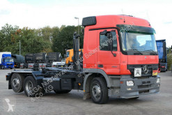 View images Mercedes 2541 Actros, MP2, Meiller RK 20.65! truck