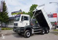 Voir les photos Camion MAN TGA 26.410 6x6 KIPPER EURO 3 TIPPER