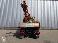 Voir les photos Camion Mercedes Unimog U 300 Tipper, Lawn mower