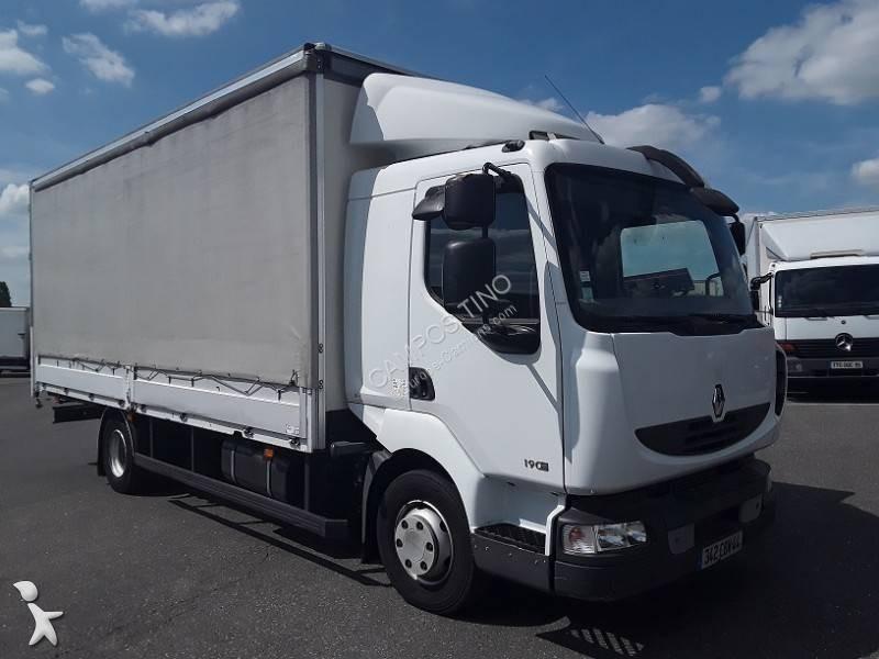 camion renault savoyarde midlum 190 euro 4 occasion