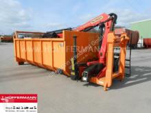 Voir les photos Équipements PL Palfinger Garant Abrollbehälter Palfinger Ladekran PK9002