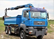 Zobaczyć zdjęcia Ciężarówka MAN 26.360 / 6x6 / HDS / Palfinger E165Z /  Max zasięg 8,10 m / Max udźwig 5150 kg / UDT /