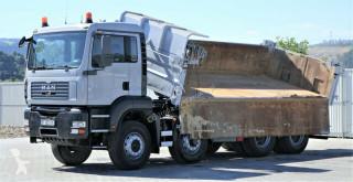 Voir les photos Camion MAN TGA 35.400 Kipper+Bordmatic 6,00 m*8x6*!!