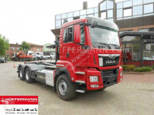 View images MAN TGS 33.500 6x4 Multilift OPT 20S56 Abrollkipper truck
