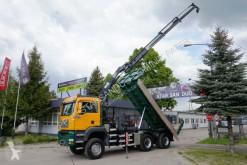 Zobaczyć zdjęcia Ciężarówka MAN TGA 26.400 6x6 HMF 1460 K3 BORDMATIK Kran Kipper