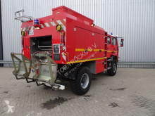 Voir les photos Camion Renault M210 water 3.000 ltr - additief/foam 60 ltr brandweer blusvoertuig - feuerwehr - fire brigade - Dubbele cabine, dubble cabin