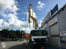 Voir les photos Camion Mercedes 3241 Putzmeister 24m Pumpe Mischer Deutscher LKW