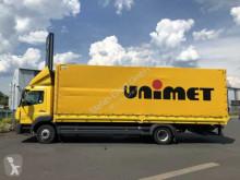 Voir les photos Camion Mercedes Atego 1218 L Pritsche + Plane, Klima