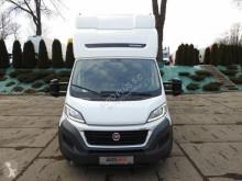 Voir les photos Camion Fiat DUCATOPLANDEKA FIRANKA 10 PALET KLIMATYZACJA NAWIGACJA TEMPOMAT