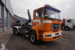 Voir les photos Camion MAN 33.400 Manual Steel