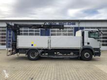 Voir les photos Camion MAN 18.340 Pritsche Kran ATLAS 105.2 *Hochsitz