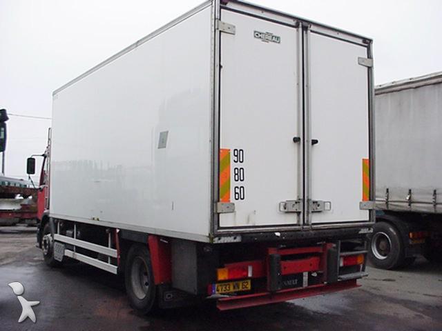 camion frigo occasion renault premium annonce n 376518. Black Bedroom Furniture Sets. Home Design Ideas