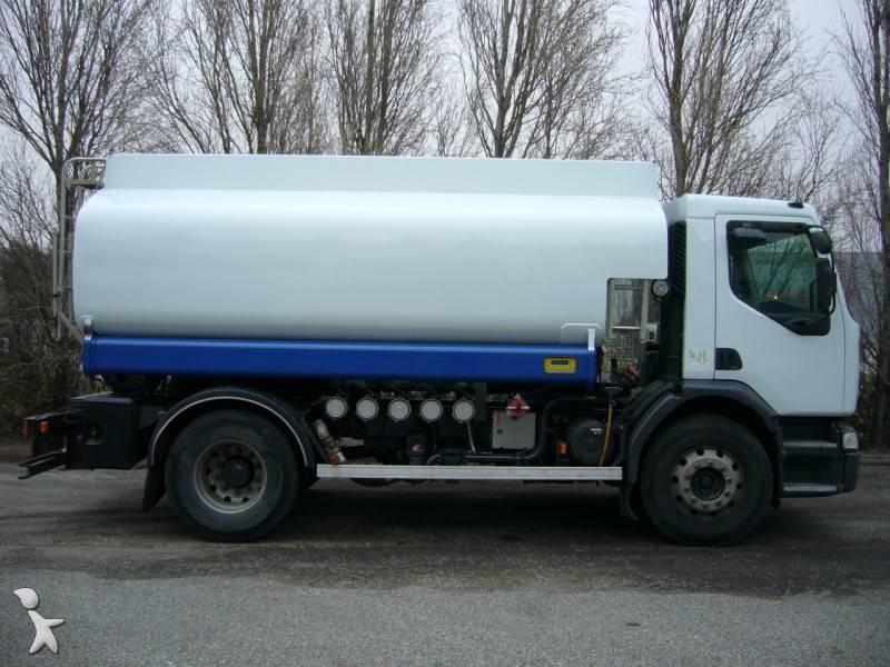 camion citerne hydrocarbures occasion renault premium 250. Black Bedroom Furniture Sets. Home Design Ideas