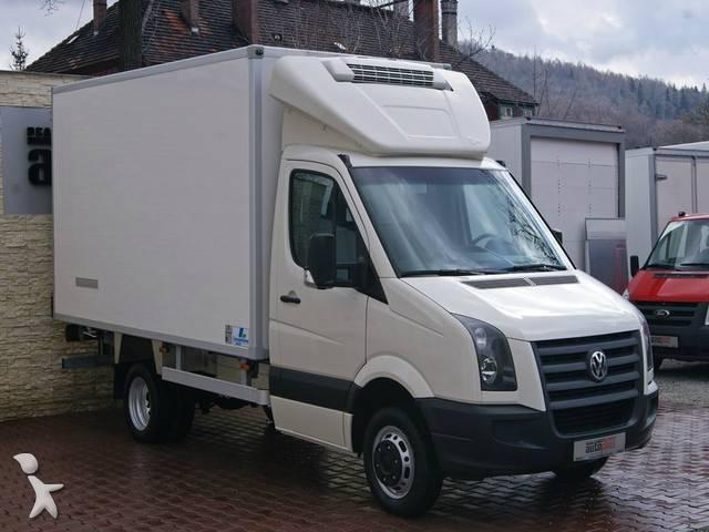camion volkswagen frigo crafter 2 5 tdi kontener ch odnia tempomat occasion n 521305. Black Bedroom Furniture Sets. Home Design Ideas
