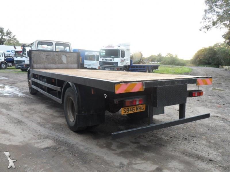used daf fa55 flatbed truck 210 4x2 diesel euro 3 n 850154. Black Bedroom Furniture Sets. Home Design Ideas