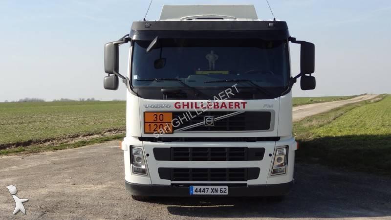 camion citerne hydrocarbures occasion volvo fm9 340 gazoil annonce n 975210. Black Bedroom Furniture Sets. Home Design Ideas