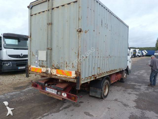 camion porte containers occasion renault midliner s 130. Black Bedroom Furniture Sets. Home Design Ideas