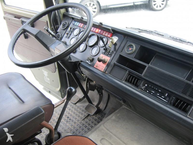 camion renault plateau standard trm 2000 4x4 gazoil euro 6