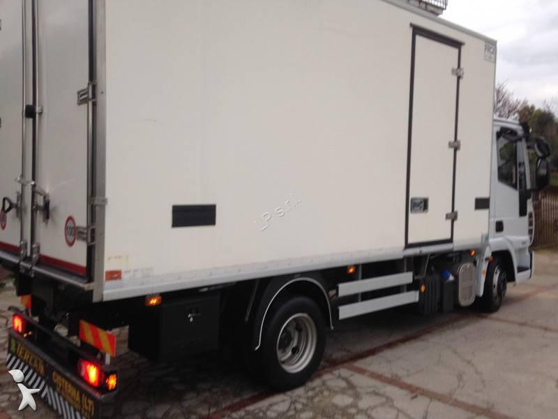 camion iveco frigo eurocargo 75e14 euro 4 occasion n 1132085. Black Bedroom Furniture Sets. Home Design Ideas