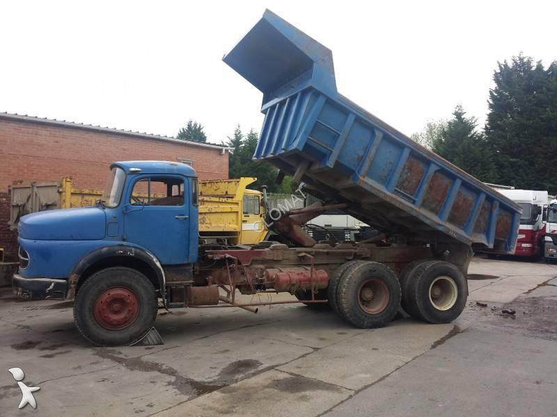 camion mercedes benne 2624 6x4 euro 6 occasion n 1160483. Black Bedroom Furniture Sets. Home Design Ideas