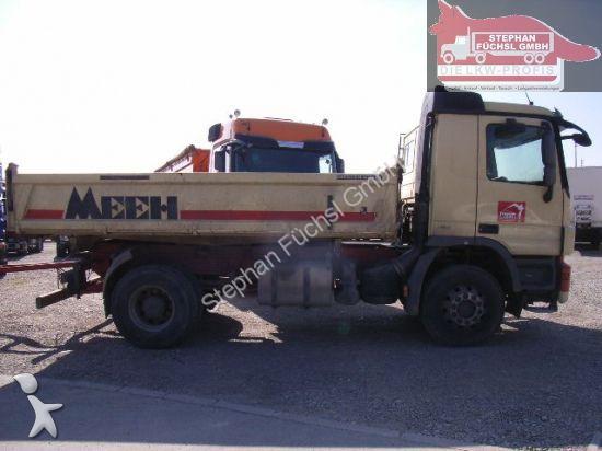 camion mercedes benne actros mp3 1848 k euro 5 6x4 euro 5 occasion n 1206795. Black Bedroom Furniture Sets. Home Design Ideas