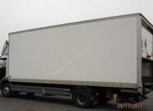 camion Mercedes fourgon polyfond Atego 1218 4x2 Gazoil Euro 4 hayon occasion - n°1329461 - Photo 5