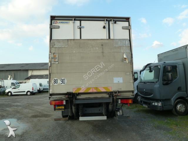 Camion renault frigo mono temp rature premium 270 dci 4x2 gazoil euro 3 hayon occasion n 1462016 - Temperature frigo 10 degres ...