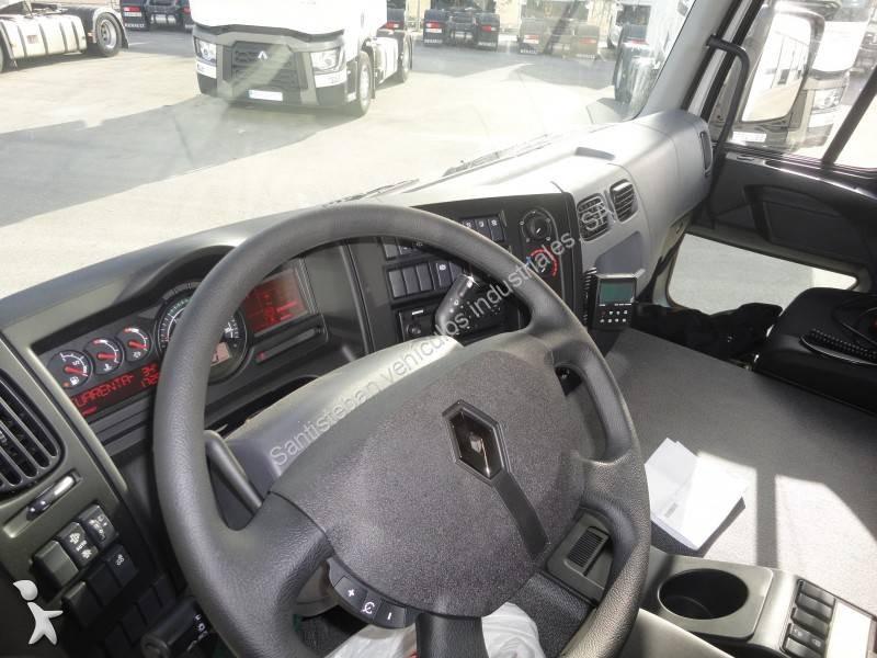camion renault frigo gamme d wide gnv 4x2 gnv euro 6 neuf