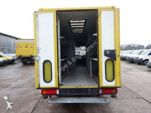 gebrauchter mercedes kastenwagen sprinter 308 cdi maxi. Black Bedroom Furniture Sets. Home Design Ideas