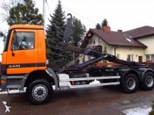 ciężarówka Mercedes Hakowiec Palfinger Actros 3331 6x4 Euro 3 używana - n°1870332 - Zdjęcie 5